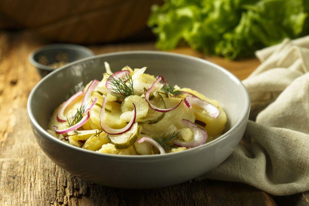 How to thaw potato salad