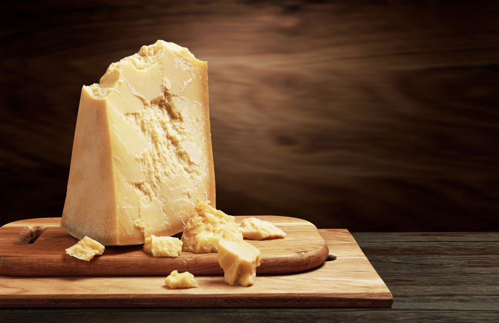 How to freeze aged cheese