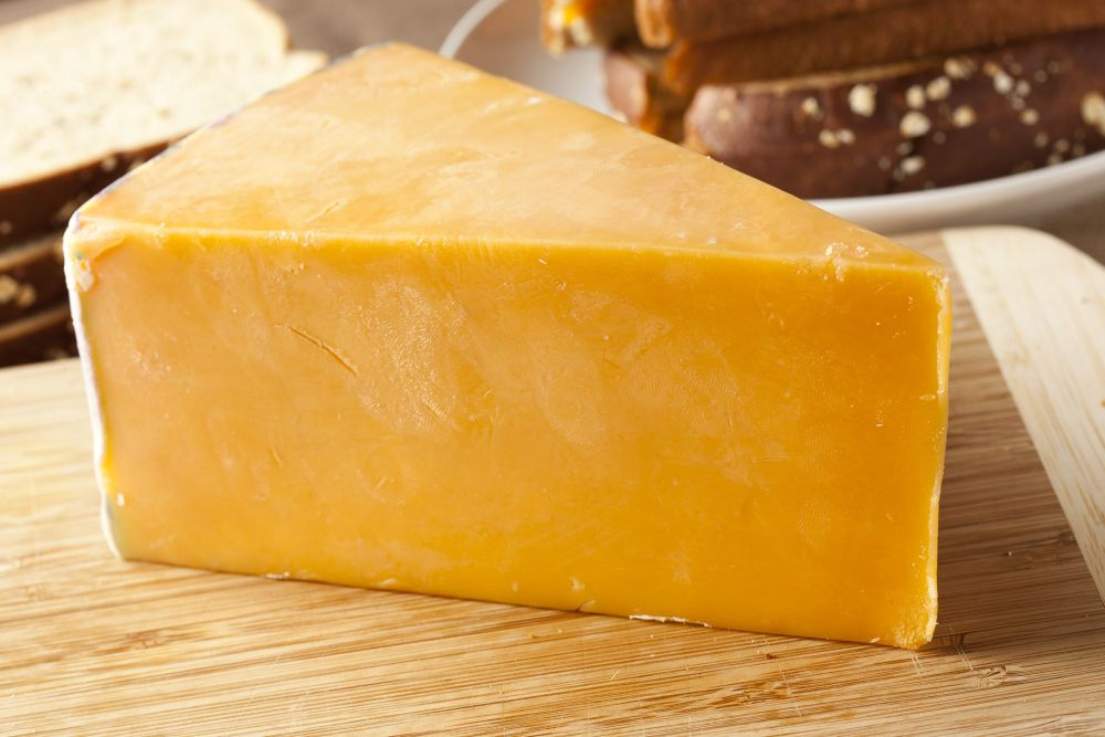 How to freeze block cheese