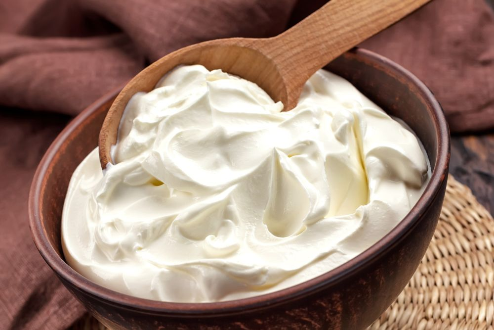 How to freeze sour cream