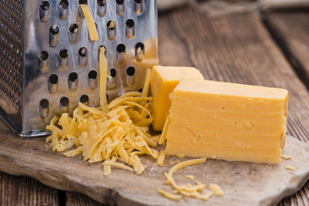 How to thaw block cheese