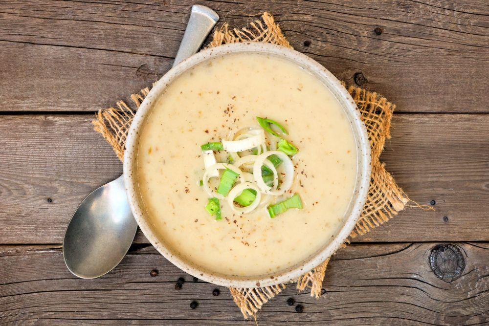 How to thaw potato soup