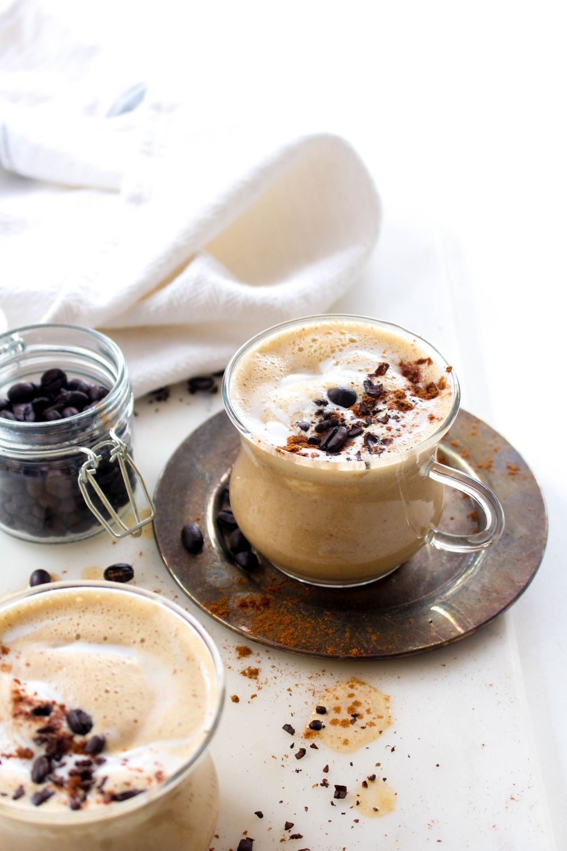 Almond milk recipes caramel pumpkin spice latte