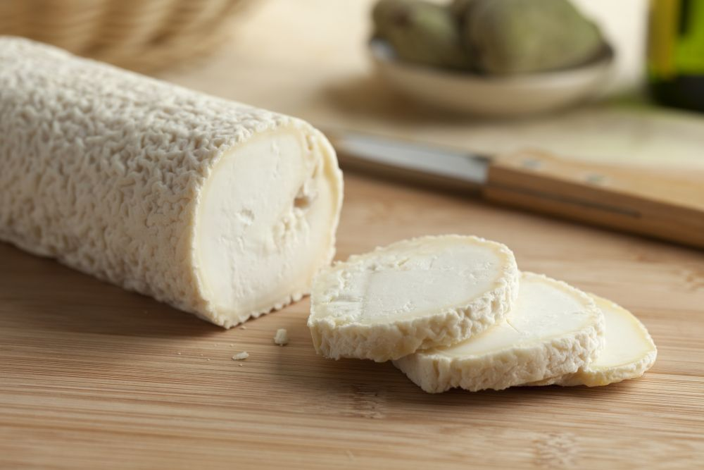 How to freeze goat cheese