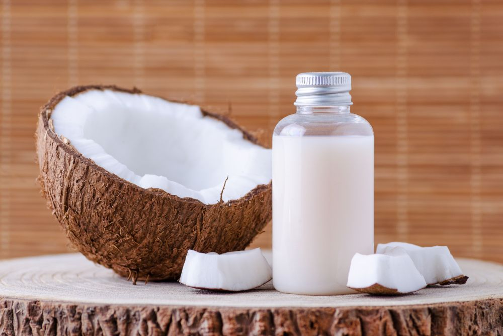How to thaw coconut milk