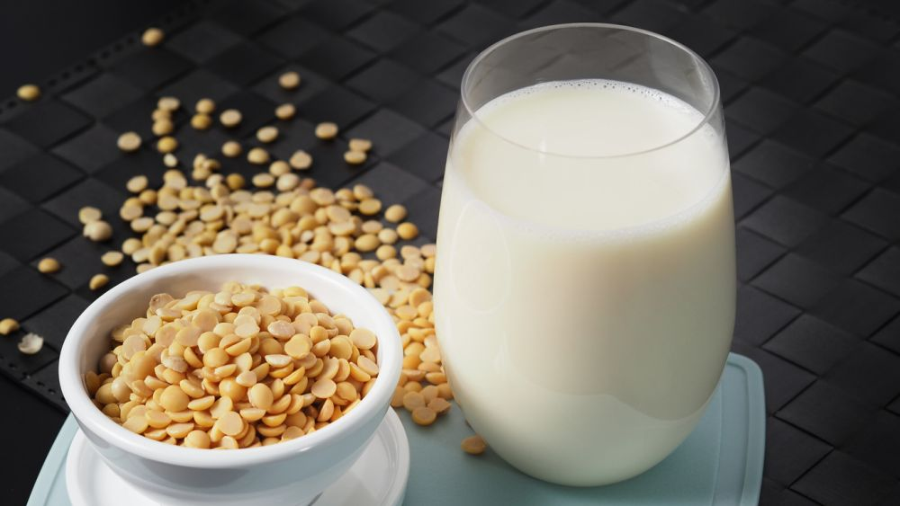 How to defrost soy milk (2)