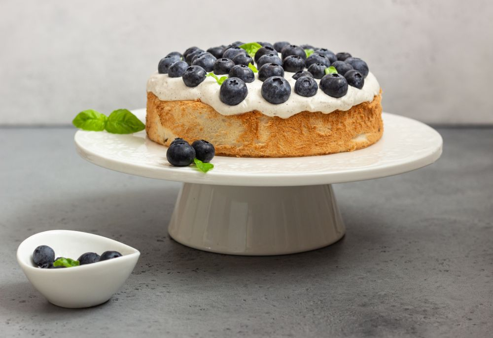 How to defrost angel food cake