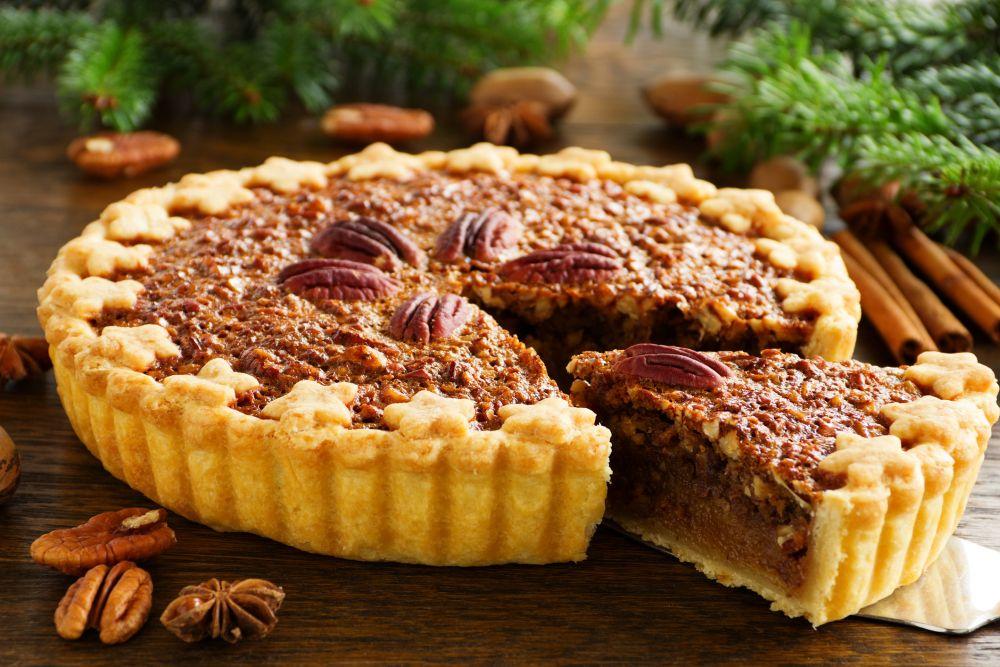 How to defreeze pecan pie
