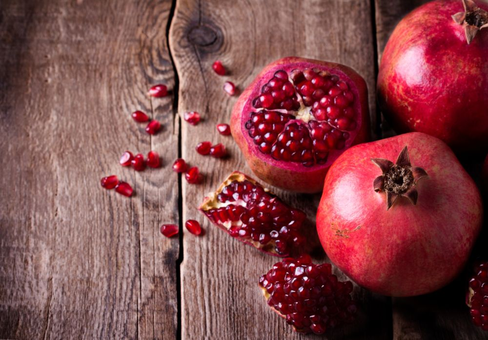 How to defrost pomegranate seeds