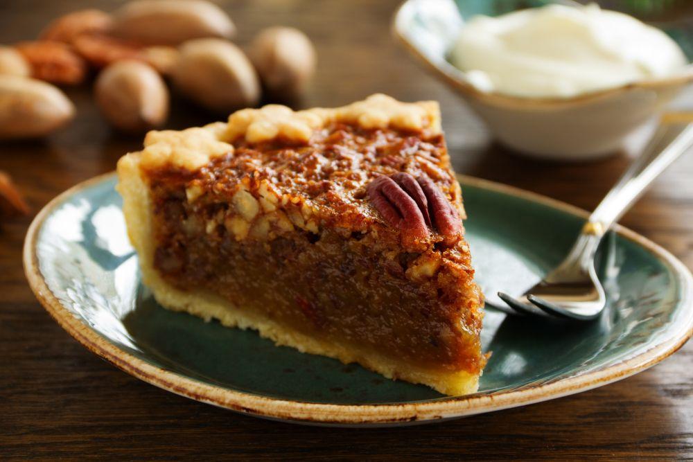 How to freeze pecan pie