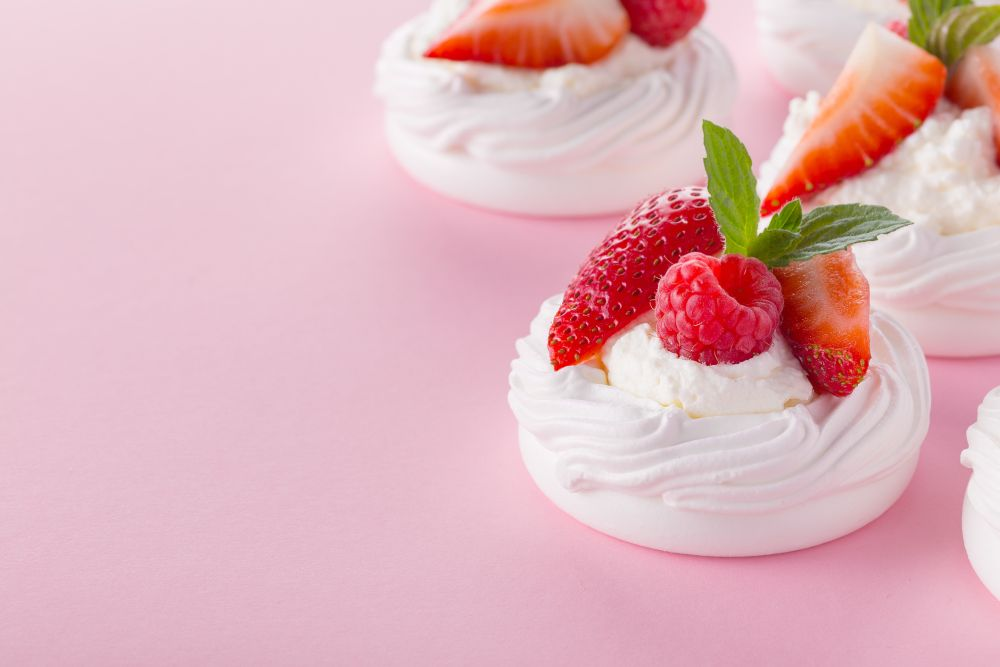 How to freeze whipped cream