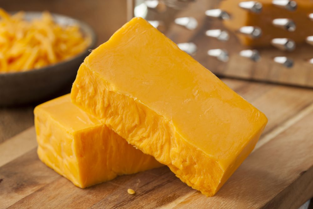 How to thaw cheddar cheese