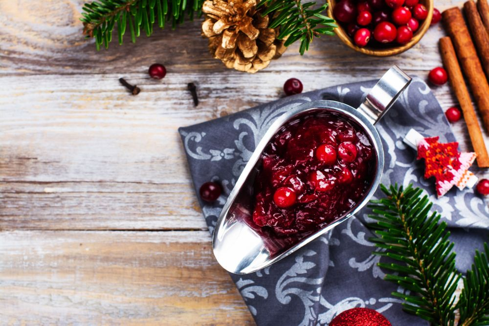How to thaw cranberry sauce