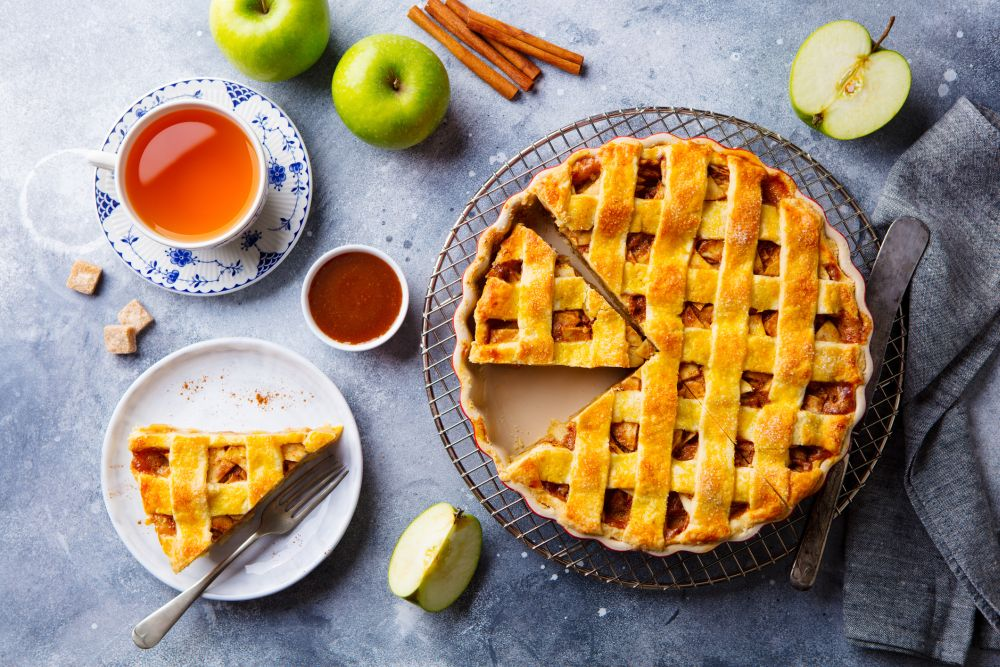 Can you freeze apple pie
