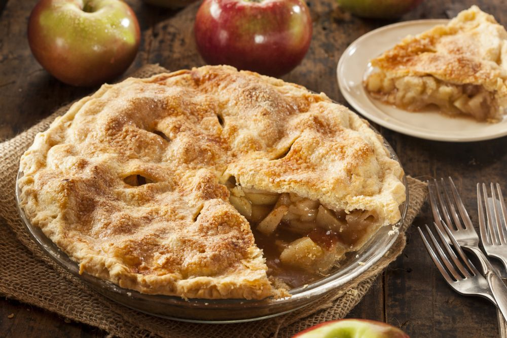 How to thaw apple pie