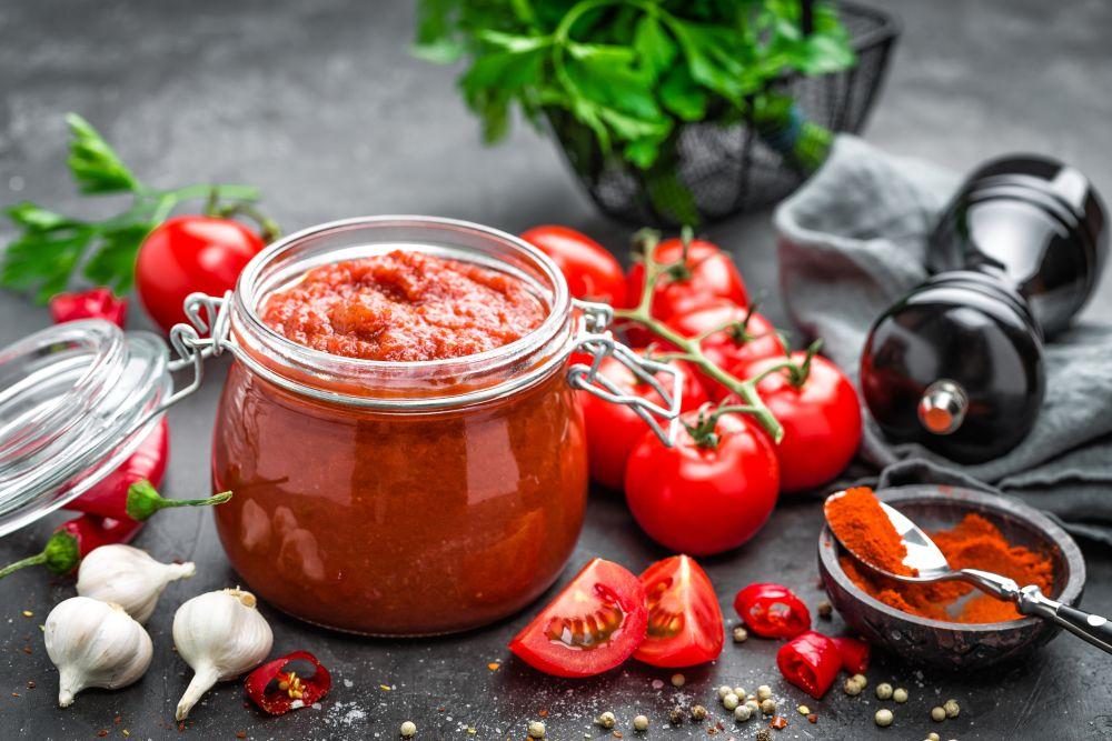 How to thaw tomato paste