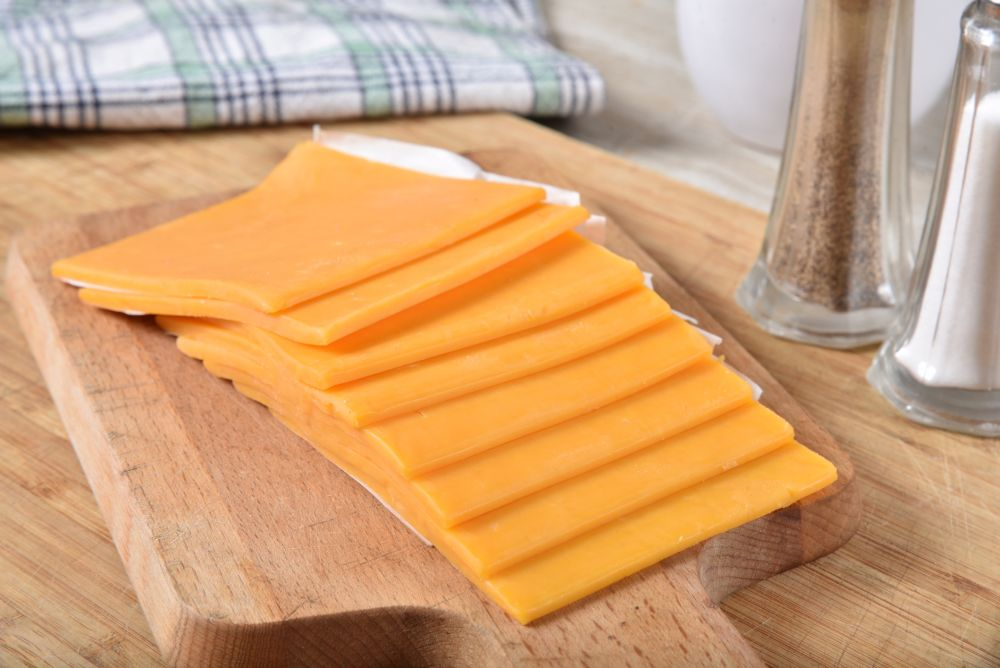 How to freeze cheese slices