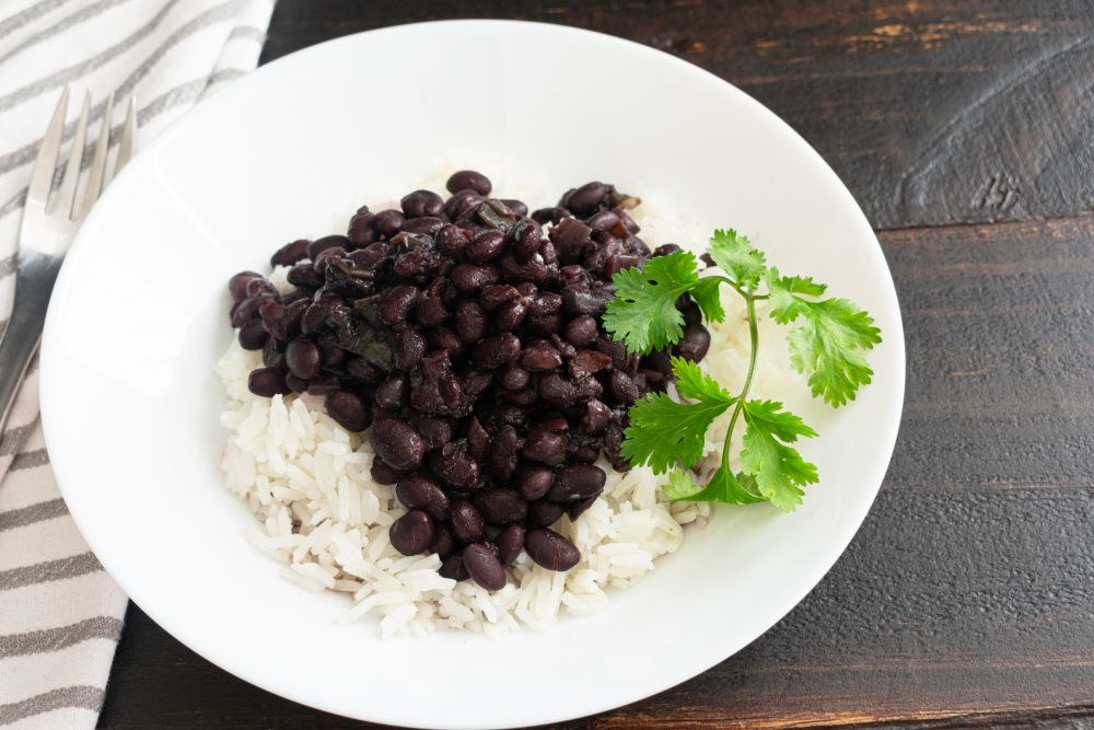 Can you freeze black beans