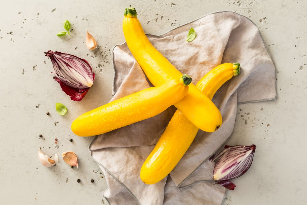 How to thaw yellow squash