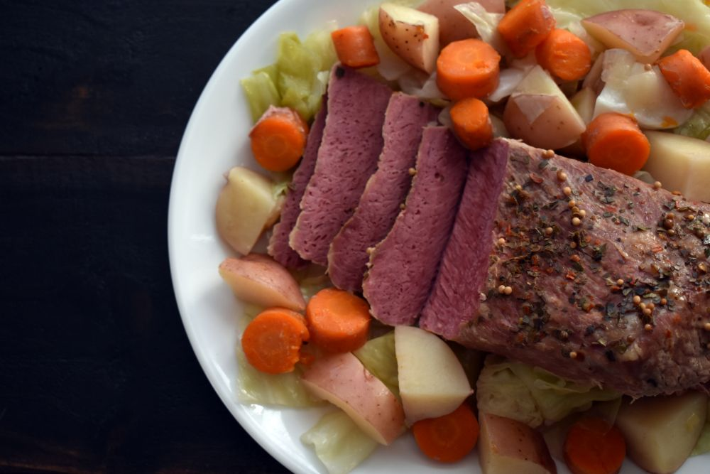 Can you freeze corned beef