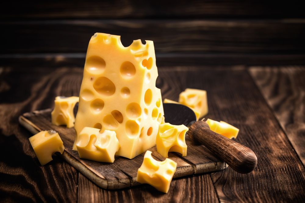 Can you freeze swiss cheese