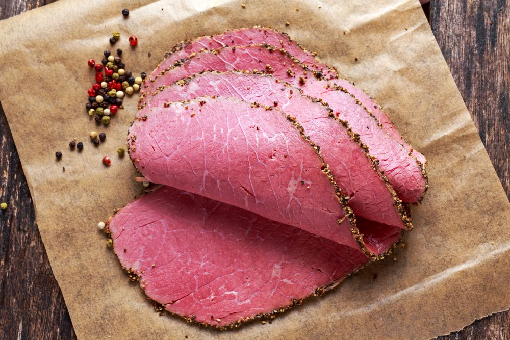 How to freeze corned beef