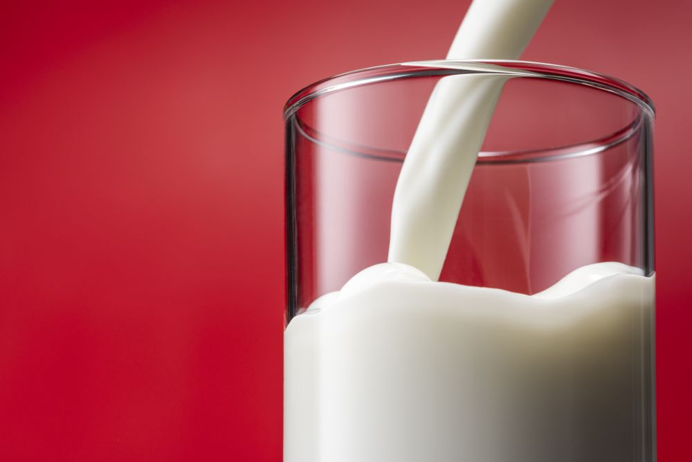 How to thaw raw milk