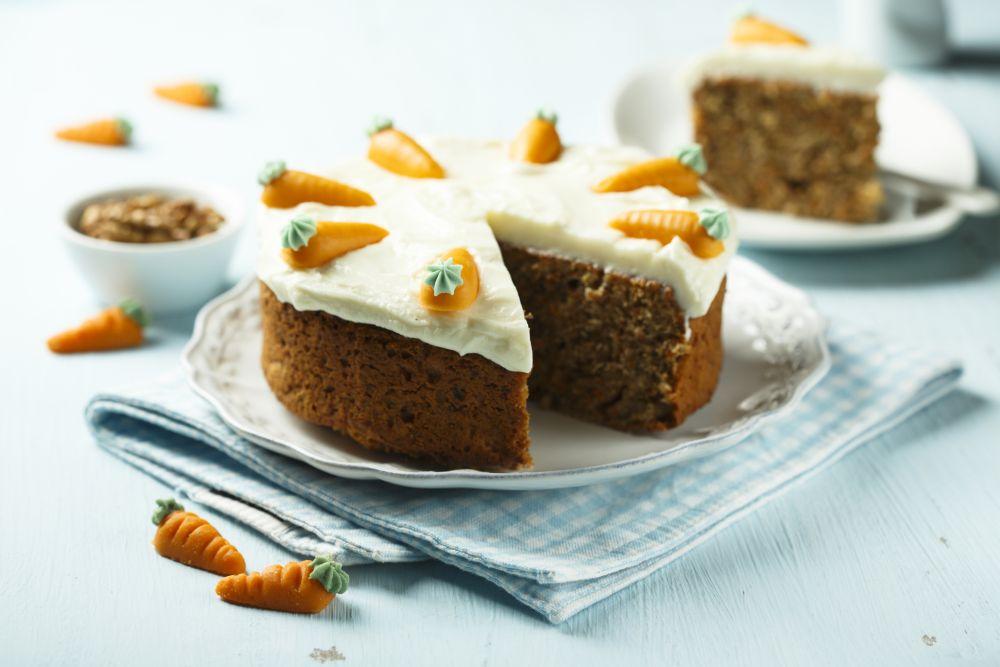Can you freeze carrot cake