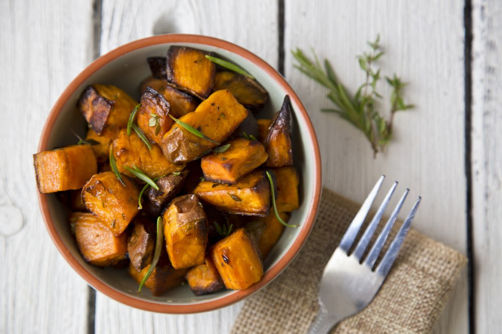 Can you freeze cooked sweet potatoes