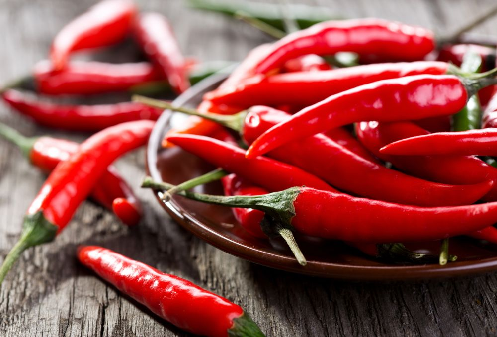 Can you freeze hot peppers