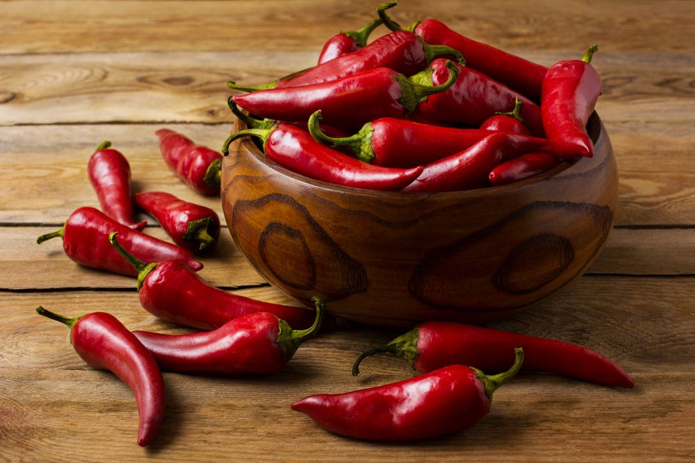 How to freeze hot peppers