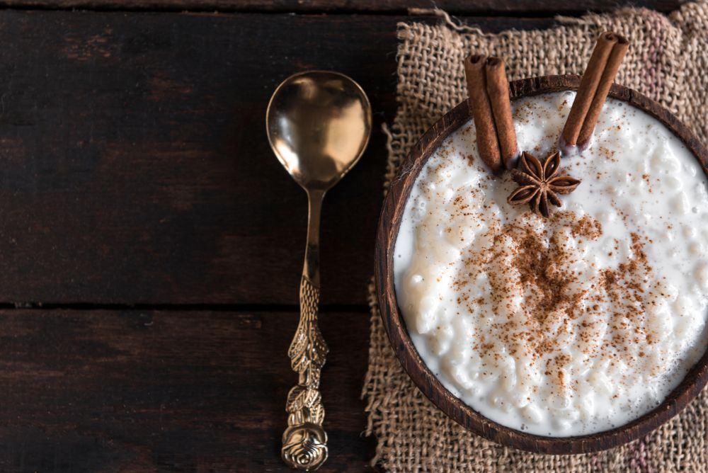 How to freeze rice pudding
