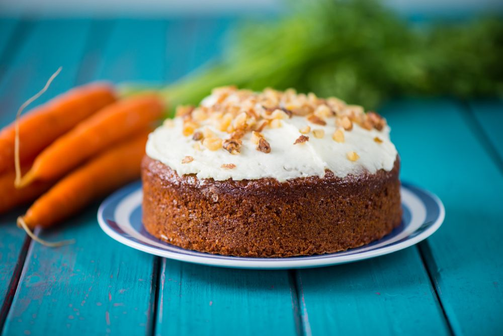 How to thaw carrot cake