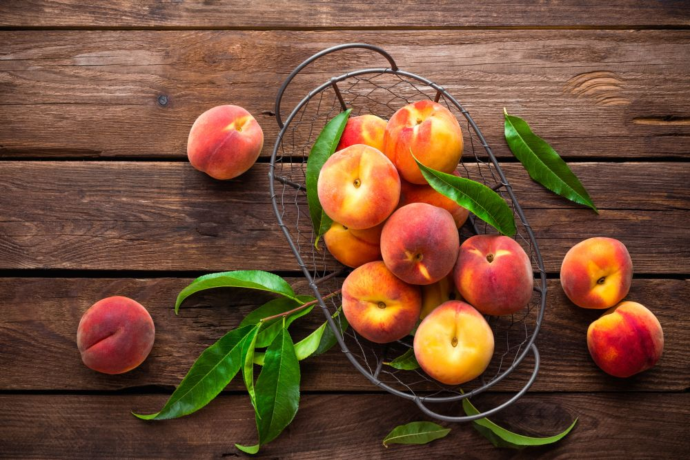Can you freeze peaches