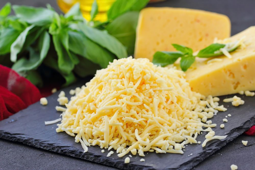Can you freeze grated cheese