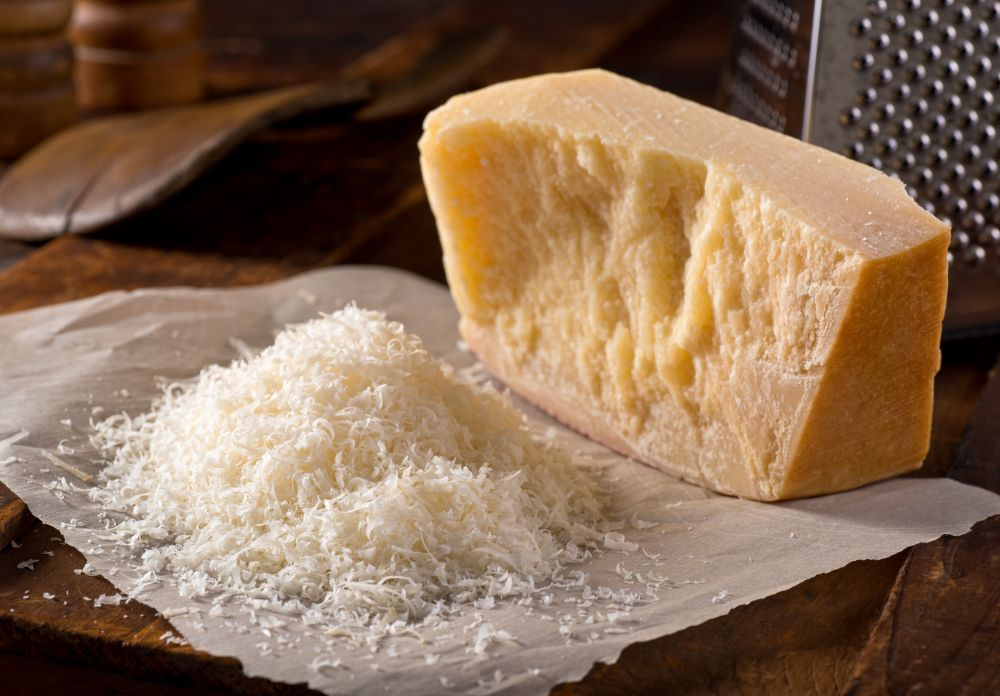 Can you freeze grated parmesan cheese