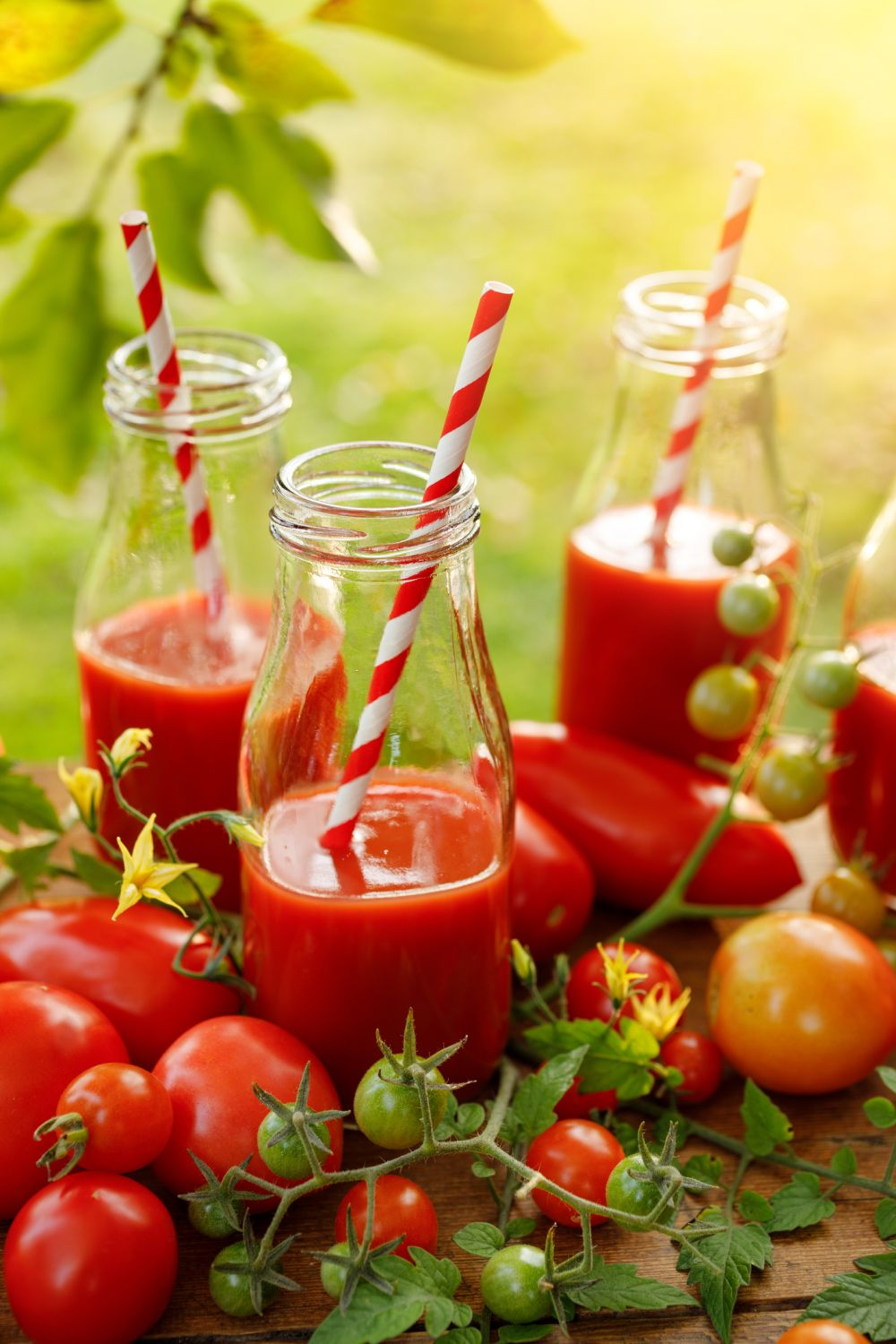 Can you freeze tomato juice