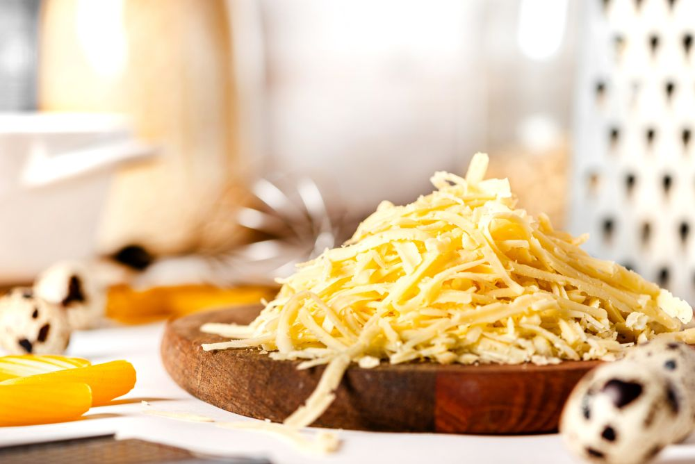 How to freeze shredded mozzarella