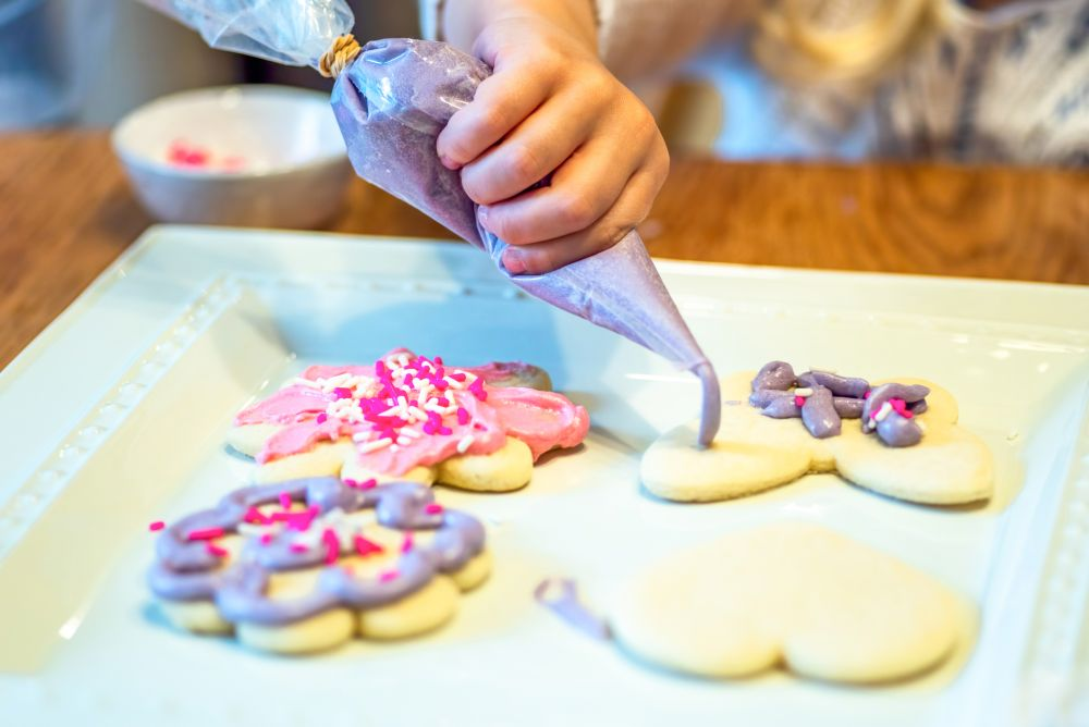 How to thaw royal icing