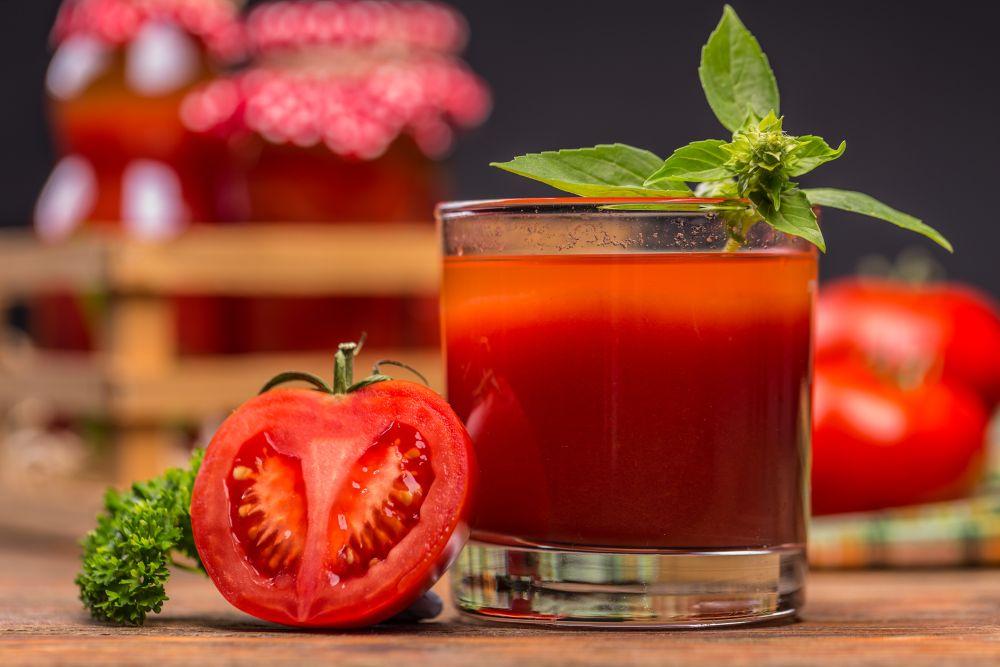 How to thaw tomato juice