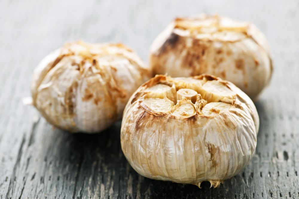 Roasted garlic recipe