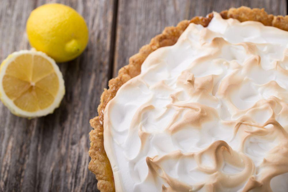 How to freeze lemon meringue pie