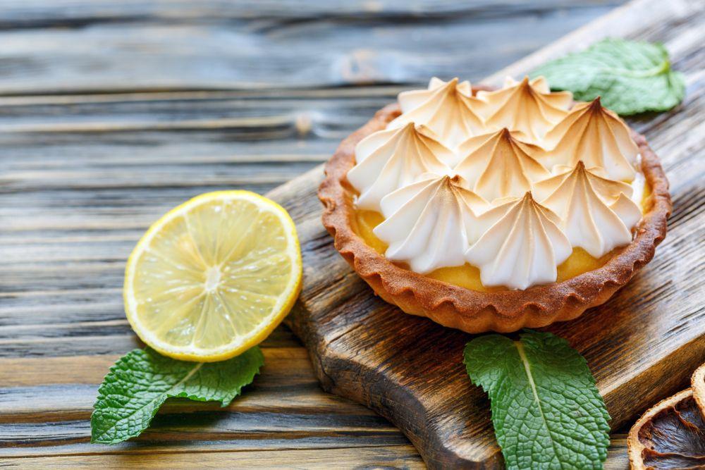 How to thaw lemon meringue pie