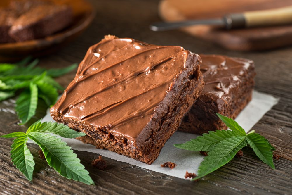 Can you freeze weed brownies