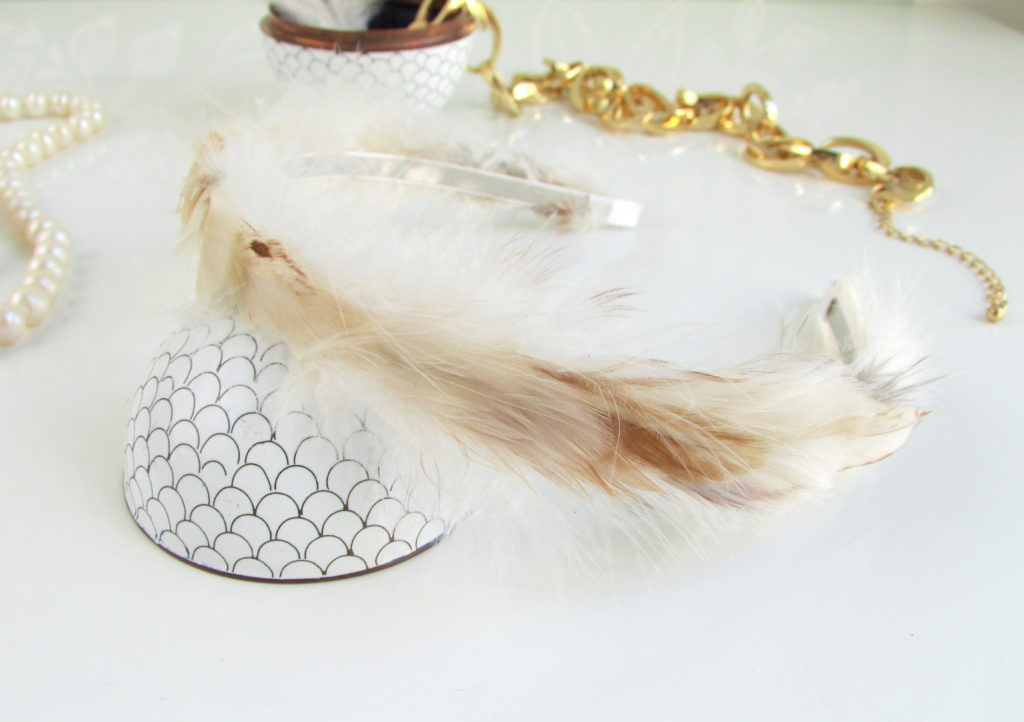diy-feather-headband