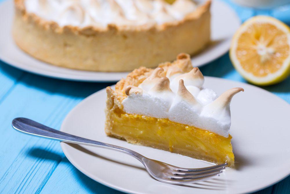 Freeze Lemon Meringue Pie