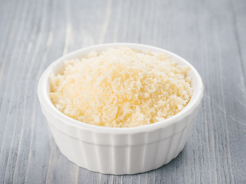How to use grated parmesan cheese