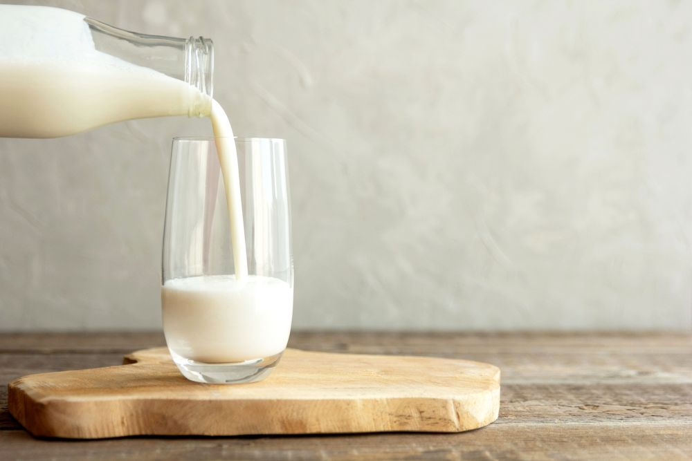 How to thaw whole milk