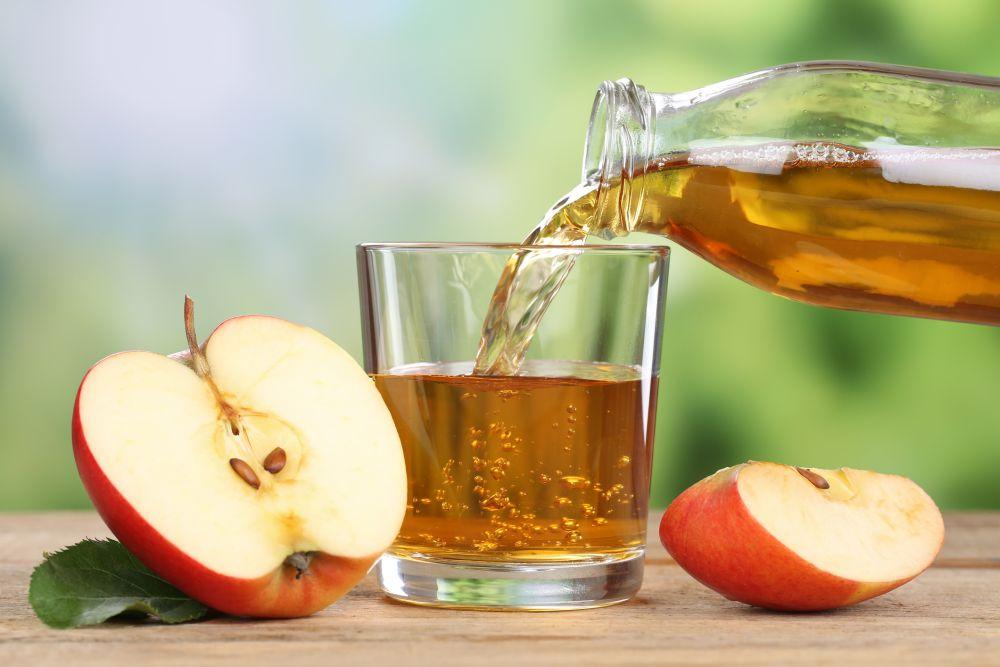 Can you freeze apple juice
