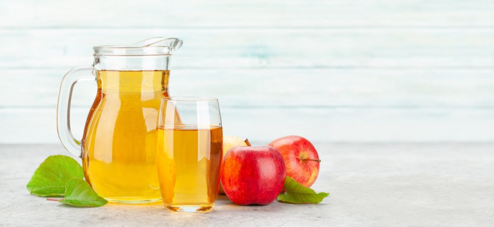 How long does apple juice last